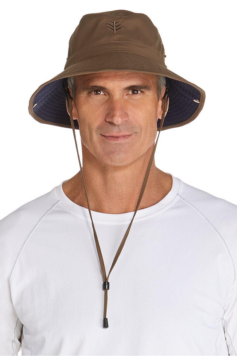 Men S Chase Featherweight Bucket Hat Upf 50 Mens Sun Hats Hats For Men Sun Hats