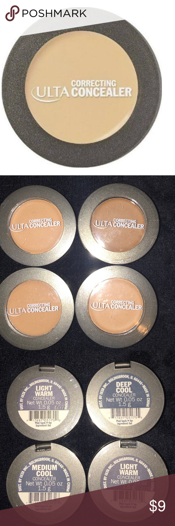 Ulta Beauty Correcting Concealer Full Size NWT Concealer