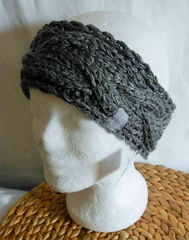 Stirnband für Erwachsene und Teenies | KreaStrick | Pinterest ...