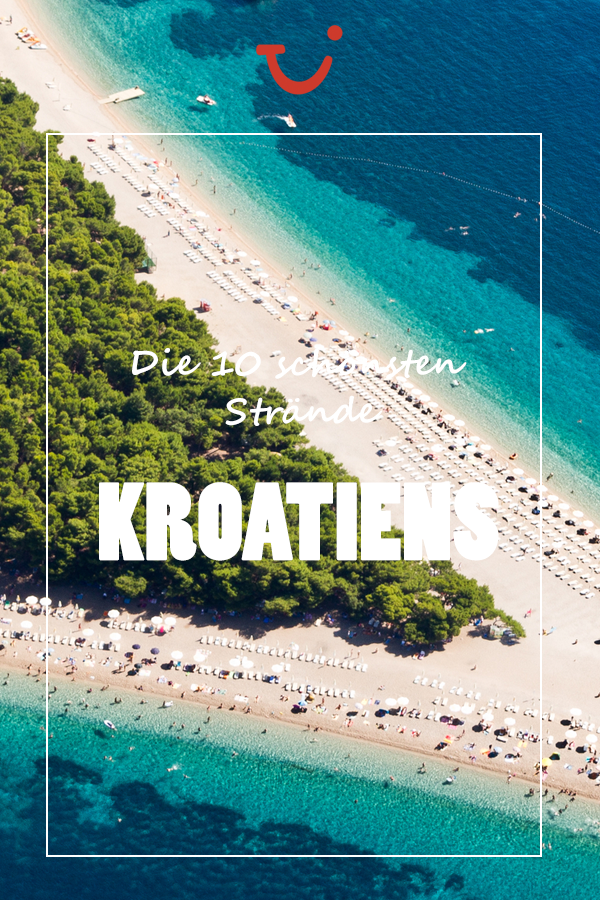 Die 10 schönsten Strände Kroatiens Schönste strände