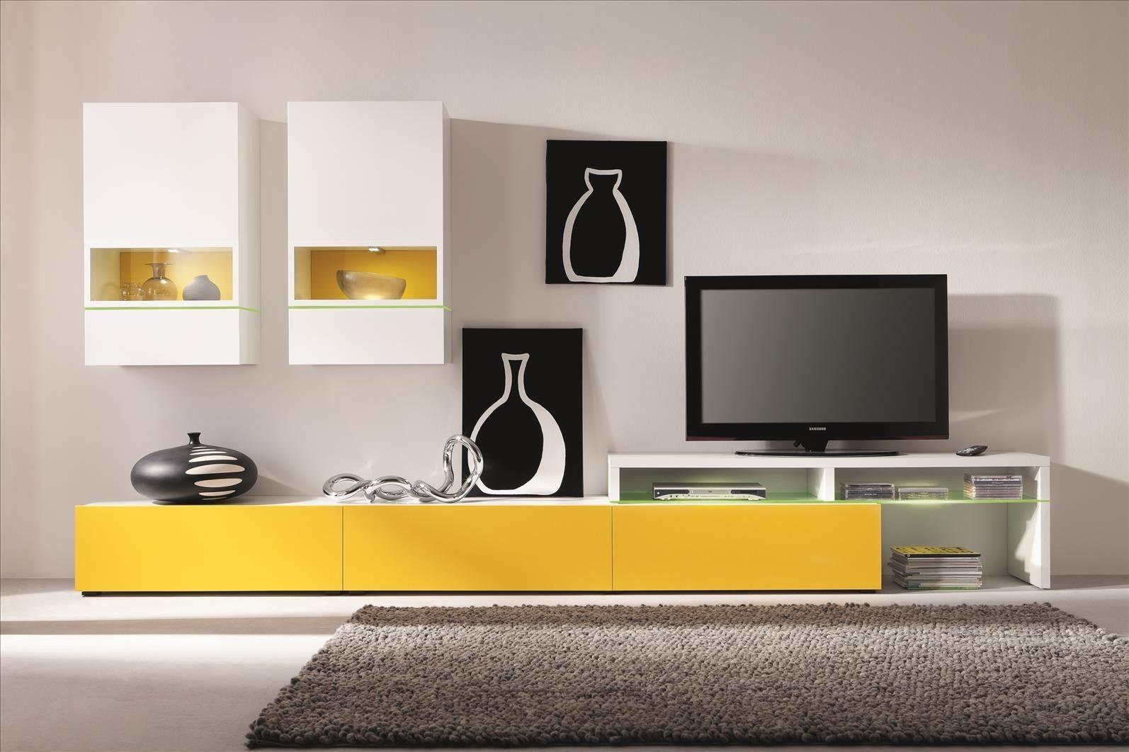 Cado Modern Furniture Amsterdam Cs11090 Modern Wall Unit