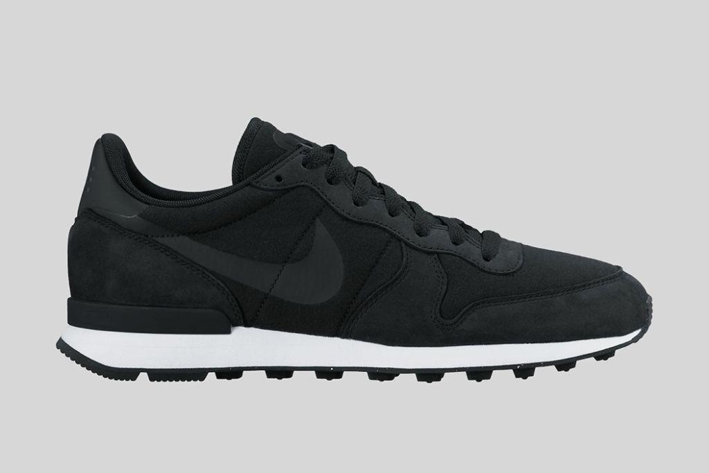super popular 04e41 a6257 Nike Internationalist Tech Fleece - Tags sneakers, low-tops, fleece,  suede, black