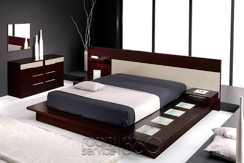 Purchasing The Best Modern Bedroom Furniture With Images