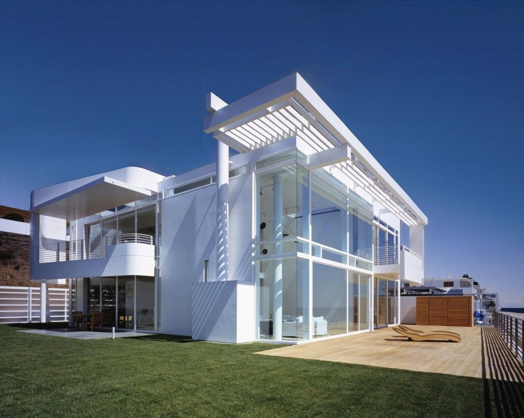 Southern California Beach House Richard Meier Amp Partners