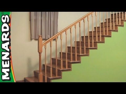 Best Installing Stair Rails Menards Stair Railing Stairs 400 x 300