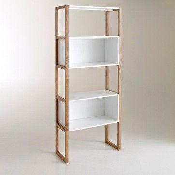Etagere Bibliotheque Compo La Redoute Interieurs Bibliotheque Mobilier Peu Encombrant Idees Etageres Meubles De Rangement