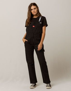 dickies pinstripe overalls overalls black overalls on dickies coveralls id=66203