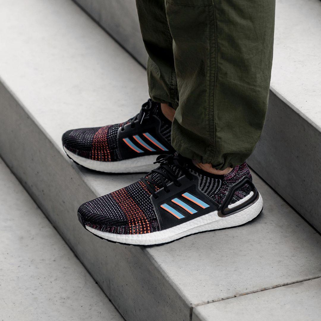 Adidas Originals Ultra Boost 19 In Schwarz G54011 Everysize Adidas Originals Sneaker Sneaker Laufschuhe
