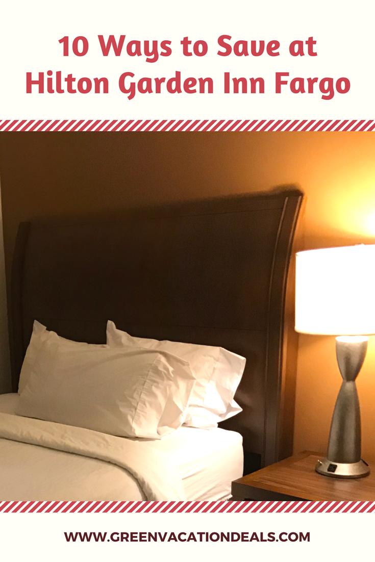 10 Ways to Save at Hilton Garden Inn Fargo | Fargo north dakota ...