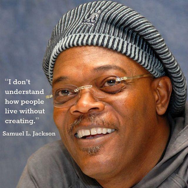 Samuel L Jackson Quotes Movie Actor Quote  Samuel Ljackson  Film Actor Quote #samjackson .