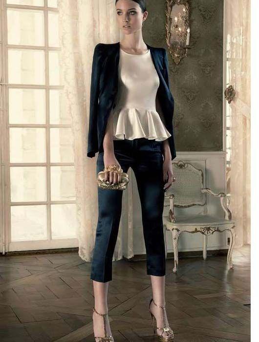 1d9b1e7d3 pantalon pitillo mujer para matrimonio - Buscar con Google | Ropa ...