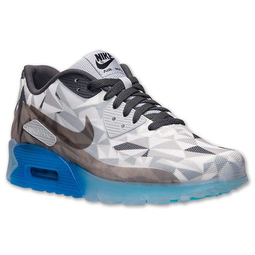 big sale 8ae1c 5e2a0 ... new arrivals mens nike air max 90 ice running shoes finishline wolf  grey dee80 7eed7