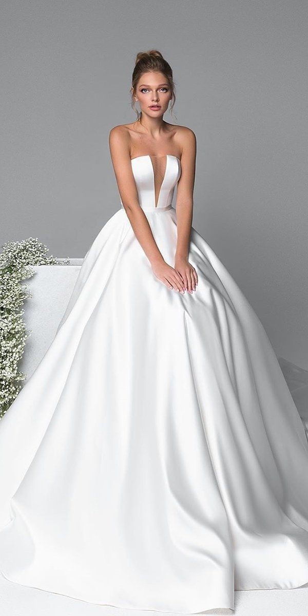 30 Ball Gown Wedding Dresses Fit For A Queen | Wedding Forward