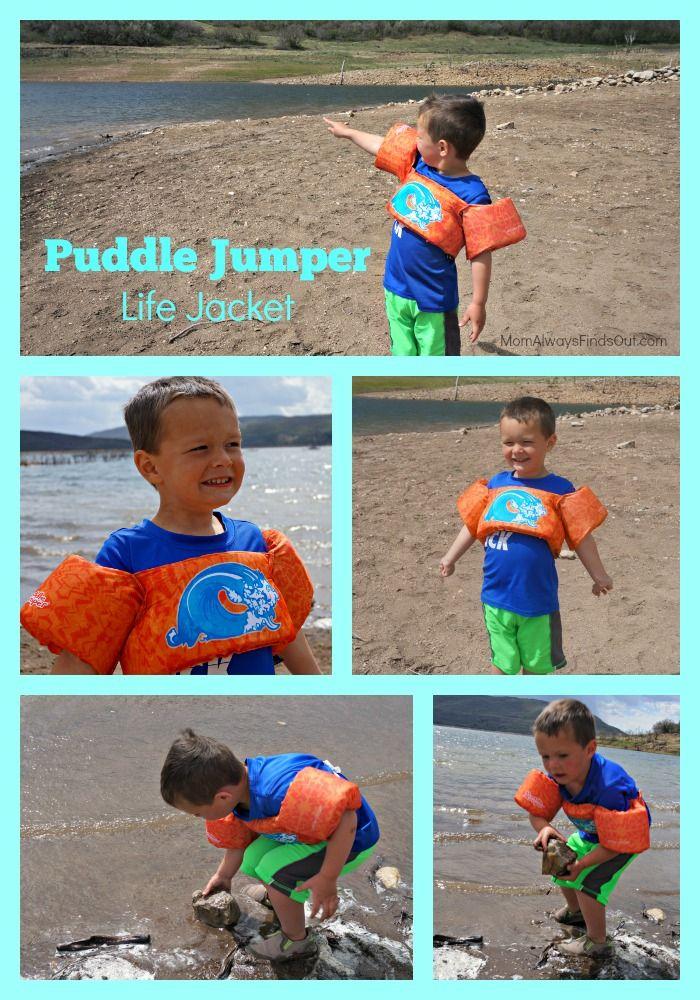 Puddle Jumper Life Jackets For Kids Summer Ideas Pinterest