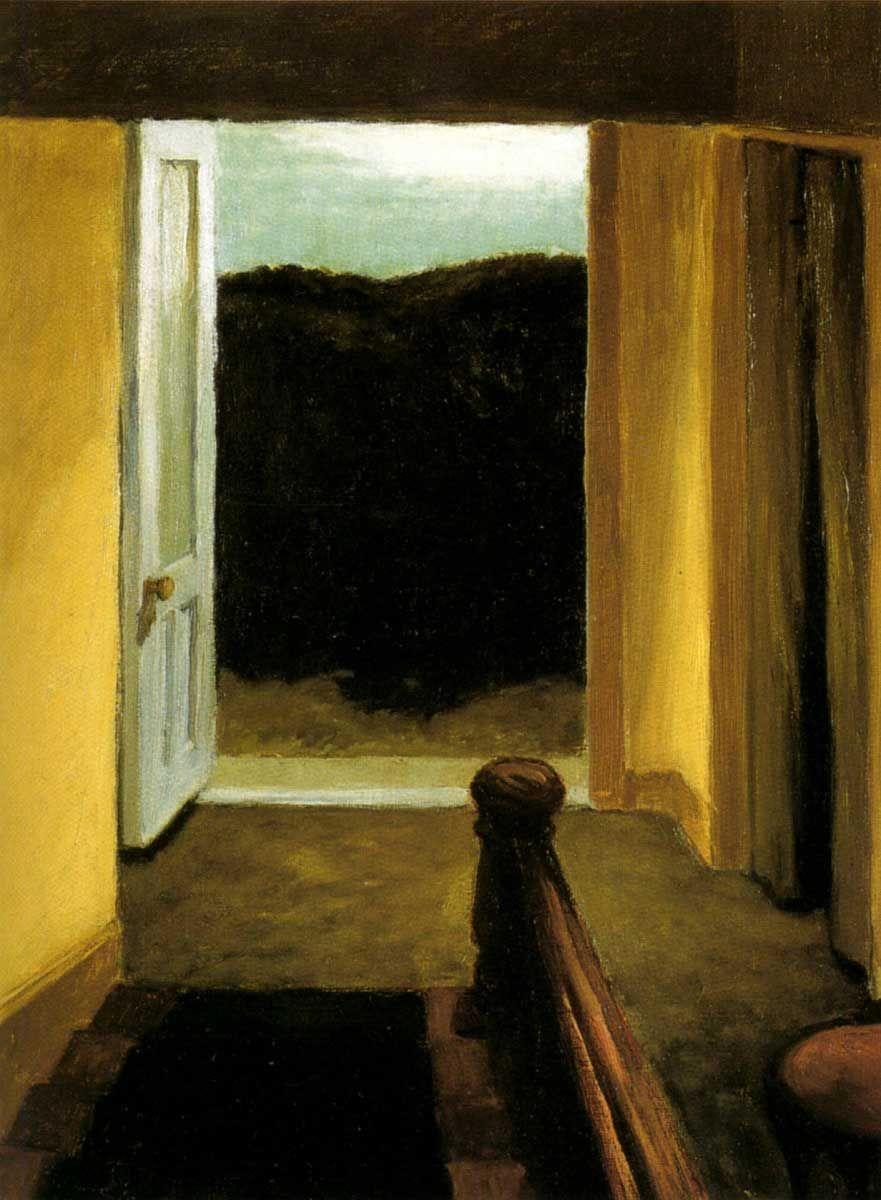 'll Nataliakoptseva Edward Hopper Art