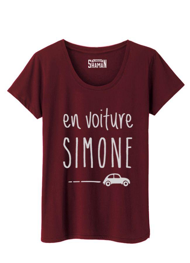 en voiture Simone | En voiture simone, T