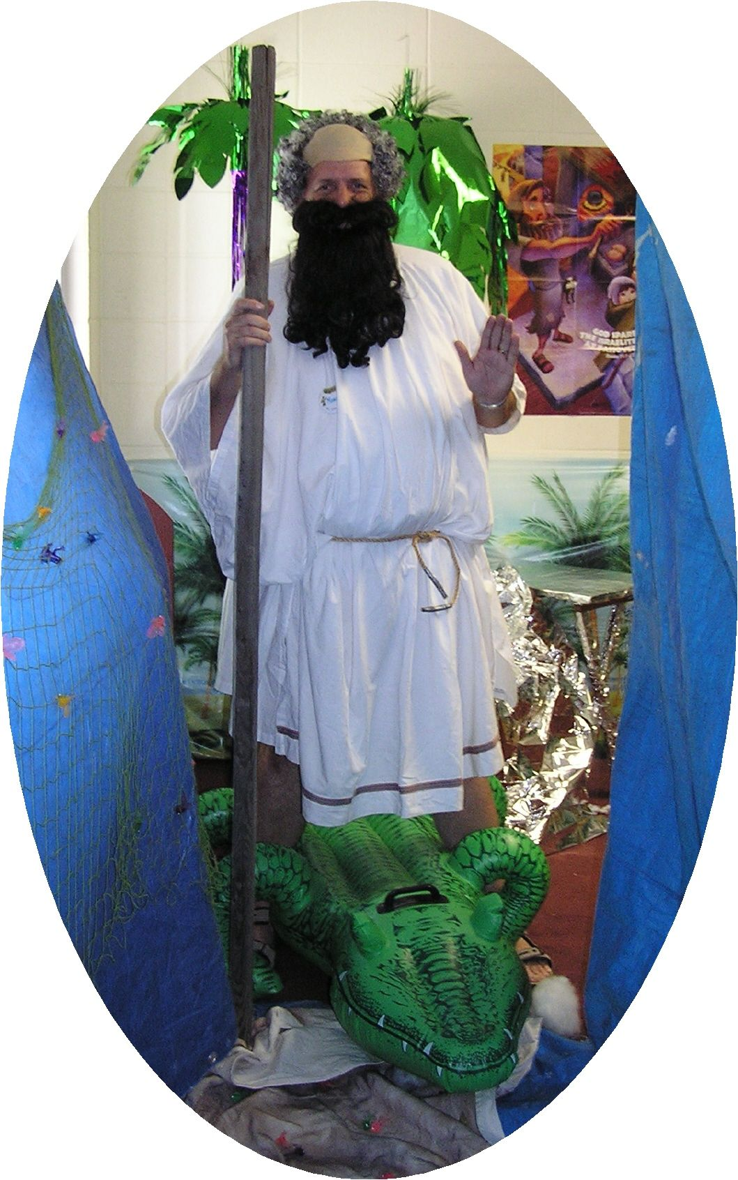 Moses, Crossing The Red Sea (VBS)