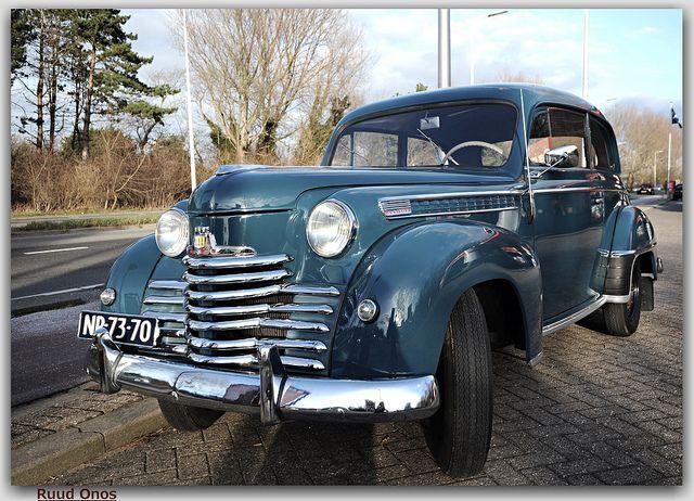 Opel Olympia 1952 | Flickr - Photo Sharing!