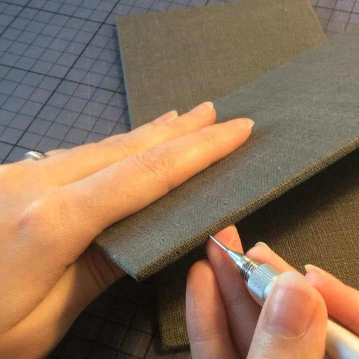 The Best Way To Attach Covers To A Coptic Binding