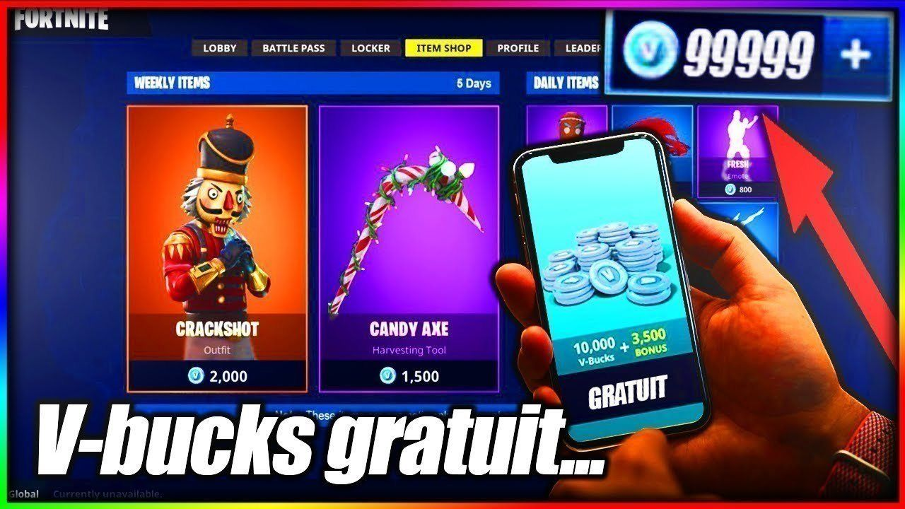 Image result for Fortnite V Bucks Hack