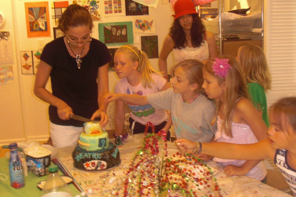 For Lucys birthday A Space to Create in Zionsville An art themed