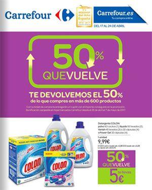 Catalogo Carrefour Del 17 Al 24 De Abril 50 Que Vuelve