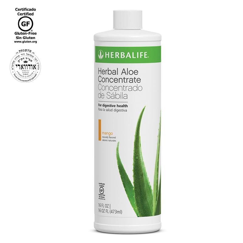 Independent Herbalife Distributor Herbal Aloe Concentrate Mango Pint Herbalife Herbalife Aloe Herbalism