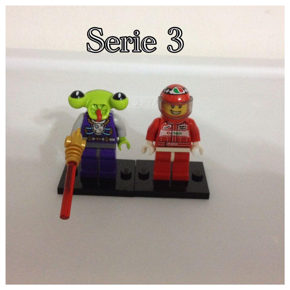 Lego Minifigures - Serie 3