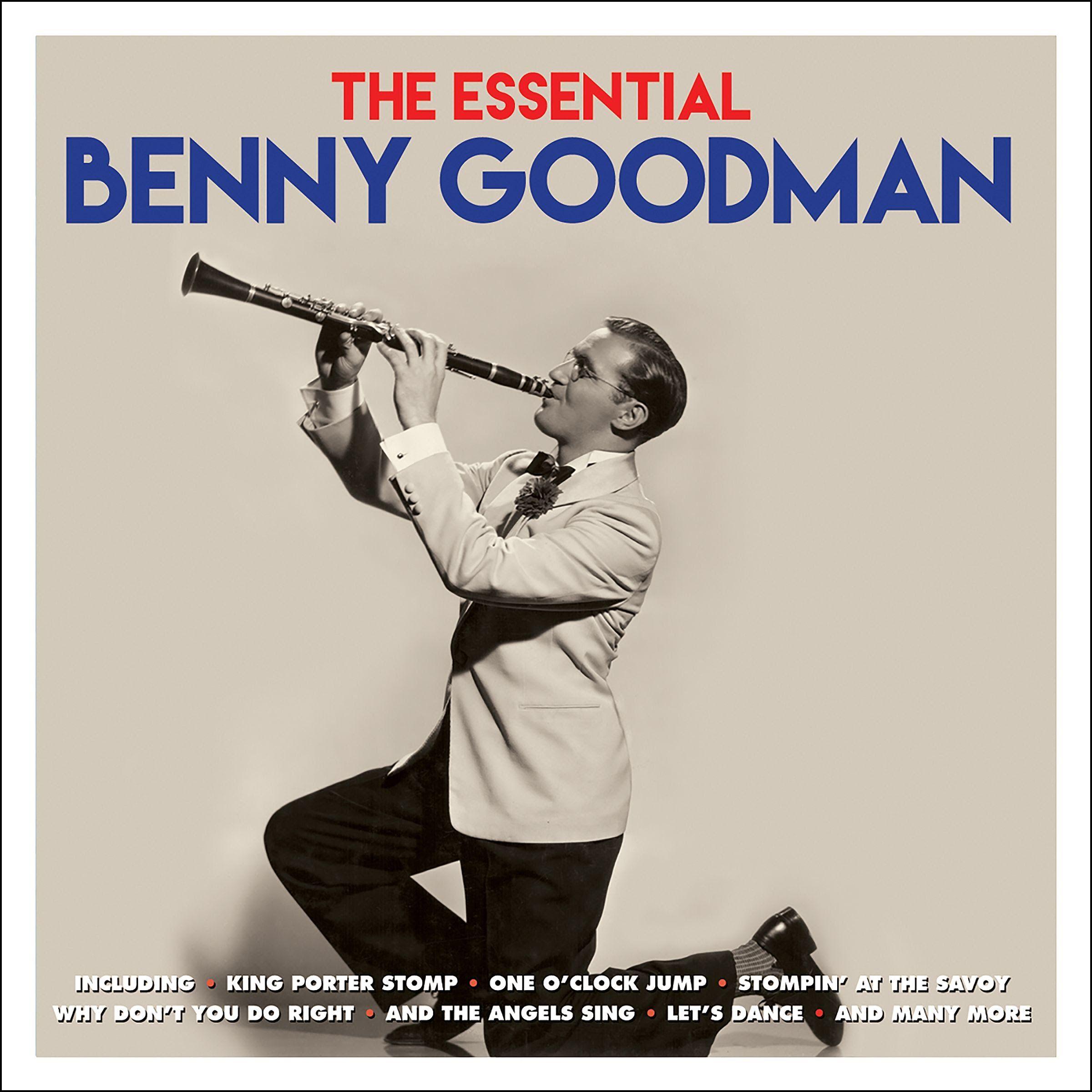 Benny Goodman The Essential (Not Now Music) [Full Album