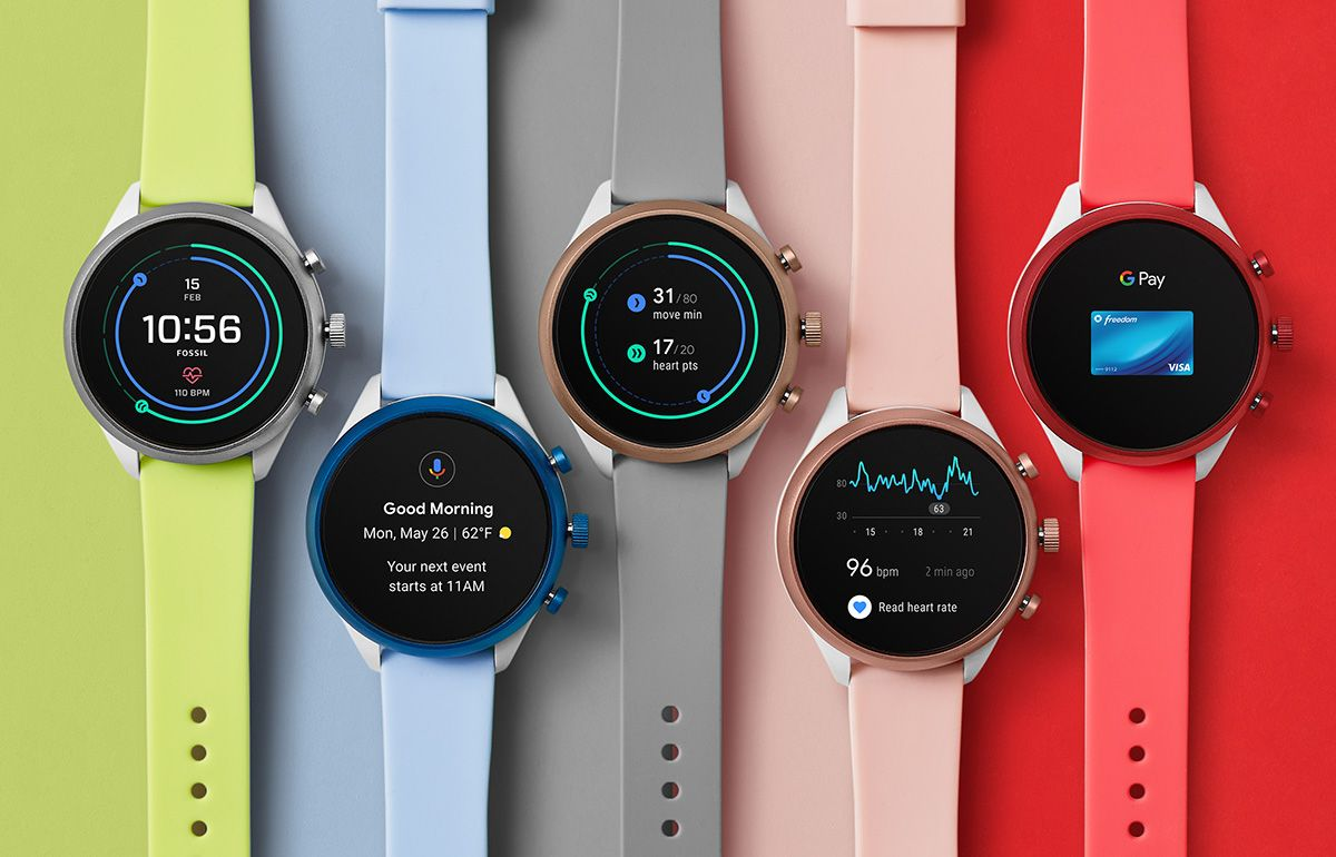 Fossil Sport Smartwatch now available with Snapdragon Wear