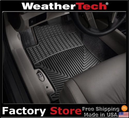 Weathertech All Weather Floor Mats 2008 2011 Honda Accord Sedan