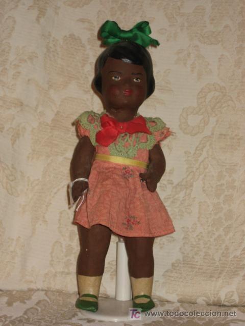 MUÑECA NEGRITA RECUERDOS DE INFANCIA Pinterest Dolls