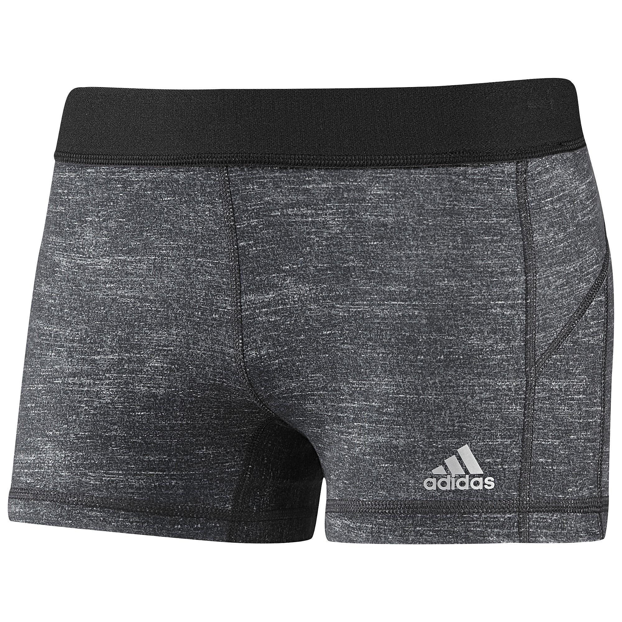 Adidas Techfit 3 Inch Boy Shorts Grey Adidas Us Adidas Shorts Women Athletic Outfits Adidas Women