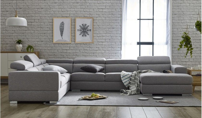 TRINIDAD CORNER LOUNGE WITH CHAISE | Modular lounges, Home ...