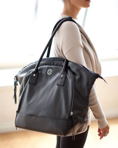 Nov 10: Seven Days of Asana Bag | LuLuLemon