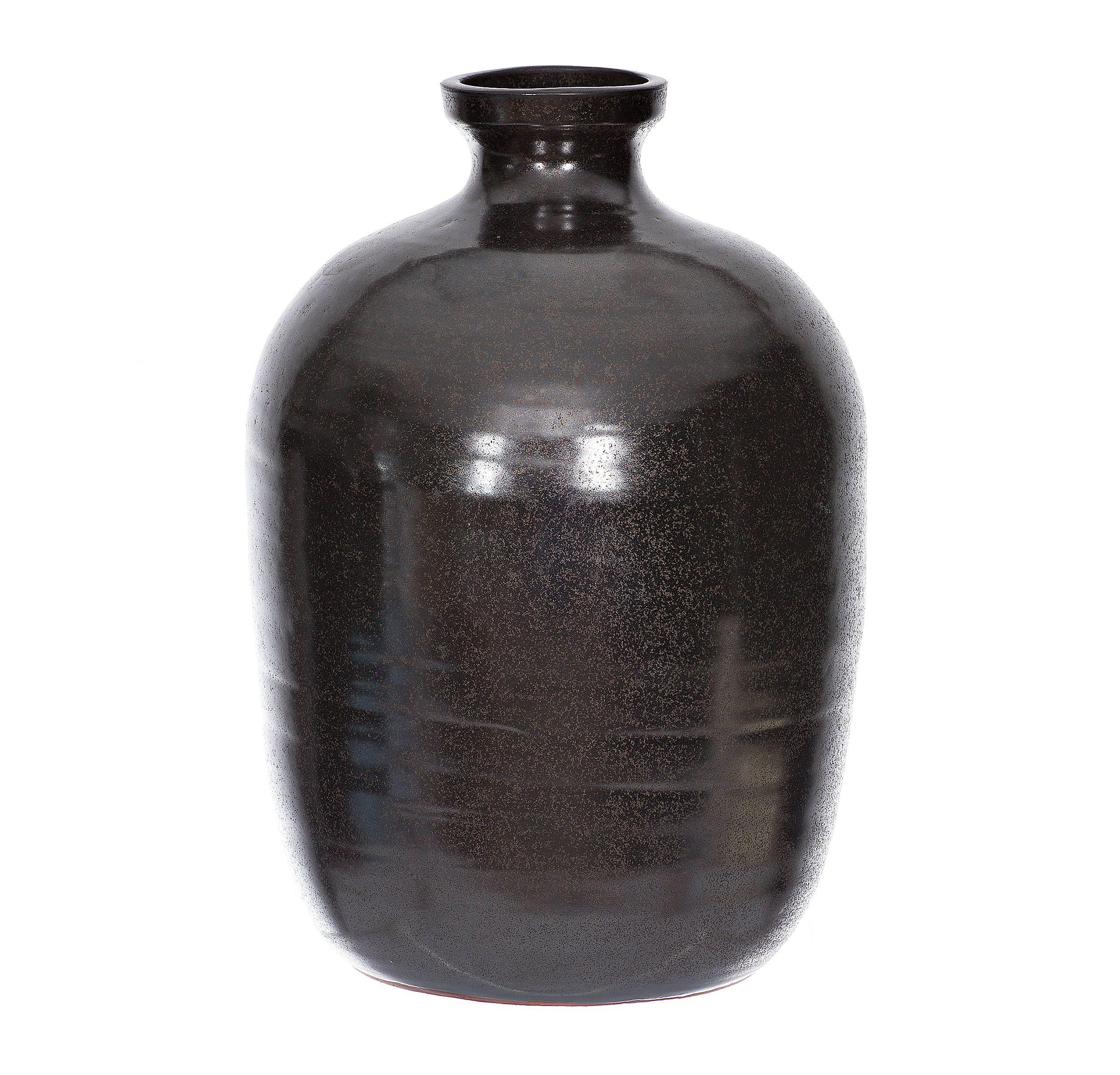 Dark Luster Ceramic Vase Ceramic Vase Farmhouse Vases Mason