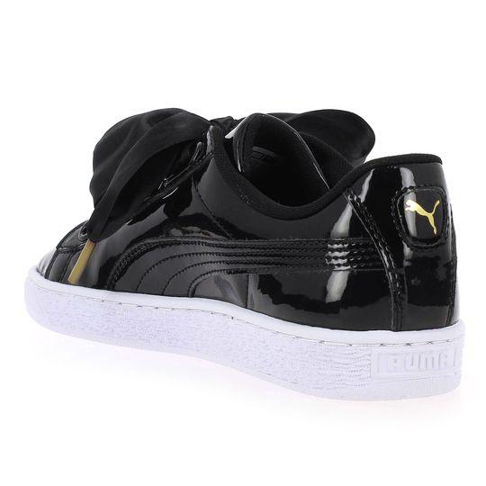 nouveaux styles 1f2ab 3073b Basket heart patent   신발   신발