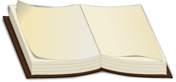 Book Pages Png