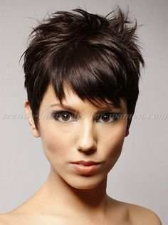 Short Pixie Haircuts For Fine Thin Hair Short Bob Haircuts