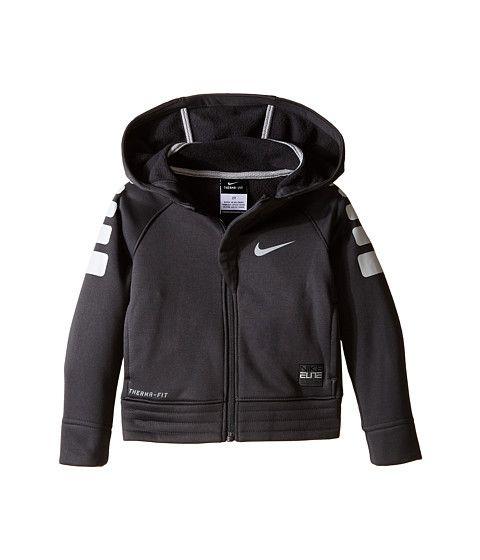 f5e53ec75621 Nike Kids Elite Stripe Hoodie (Toddler)