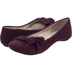 Great DYT Type 2 shoes!  Big Budda purple fabric flats $39.95 @Amy Lyons Lyons Lyons Coffield @Melaina Landriault Landriault Dressin G Your Truth