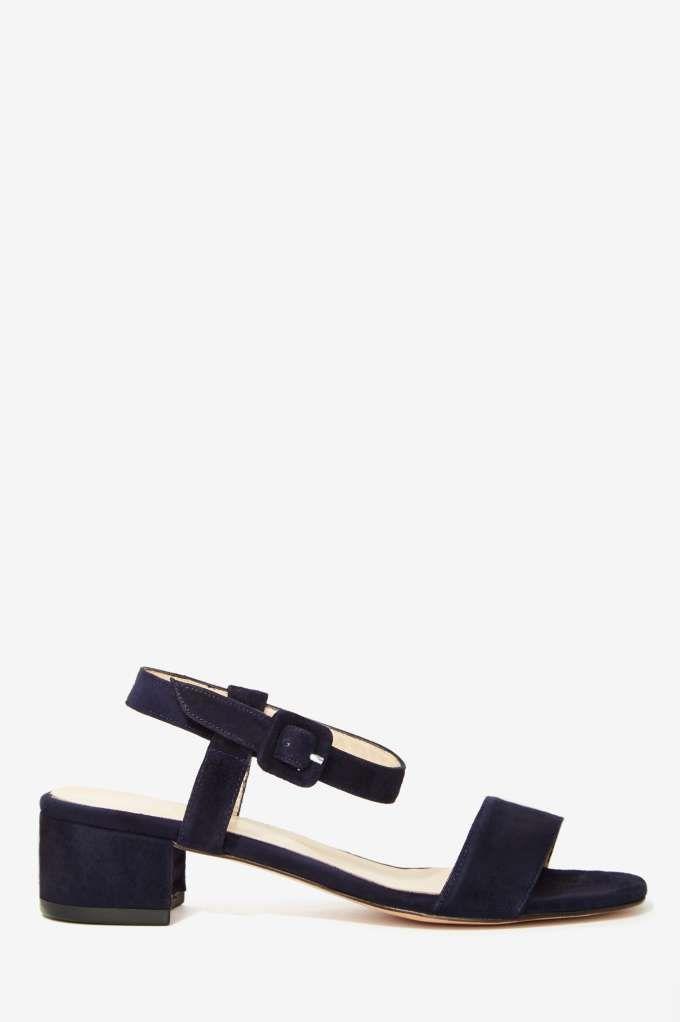 MARYAM NASSIR ZADEH Sophie patent leather sandals WcysPb0R