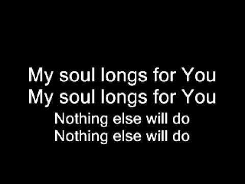 My soul belongs to you jesus culture