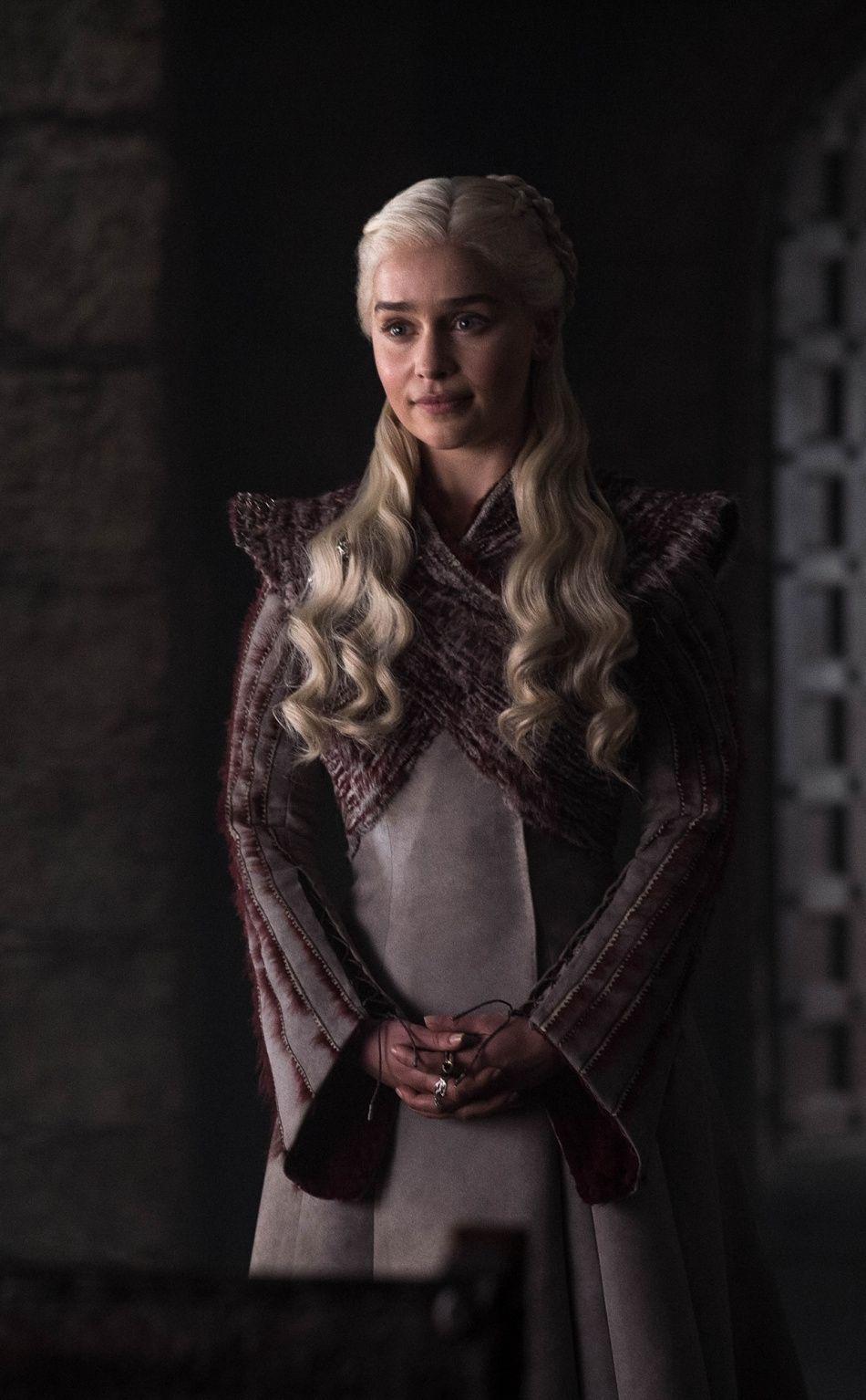 Emilia Clarke Daenerys Targaryen Got Season 8 2019 Wallpaper Emilia Clarke Daenerys Targaryen Wallpaper Emilia Clarke Daenerys Targaryen