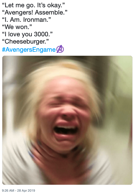 I Love You 3,000 Has Marvel Fans Drowning In Feels (Spoilers)