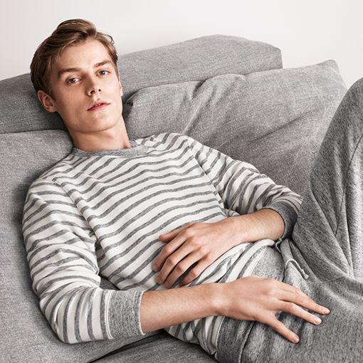 Men S Loungewear Comfy Tracksuit Uniqlo Uk Calicozy Mens