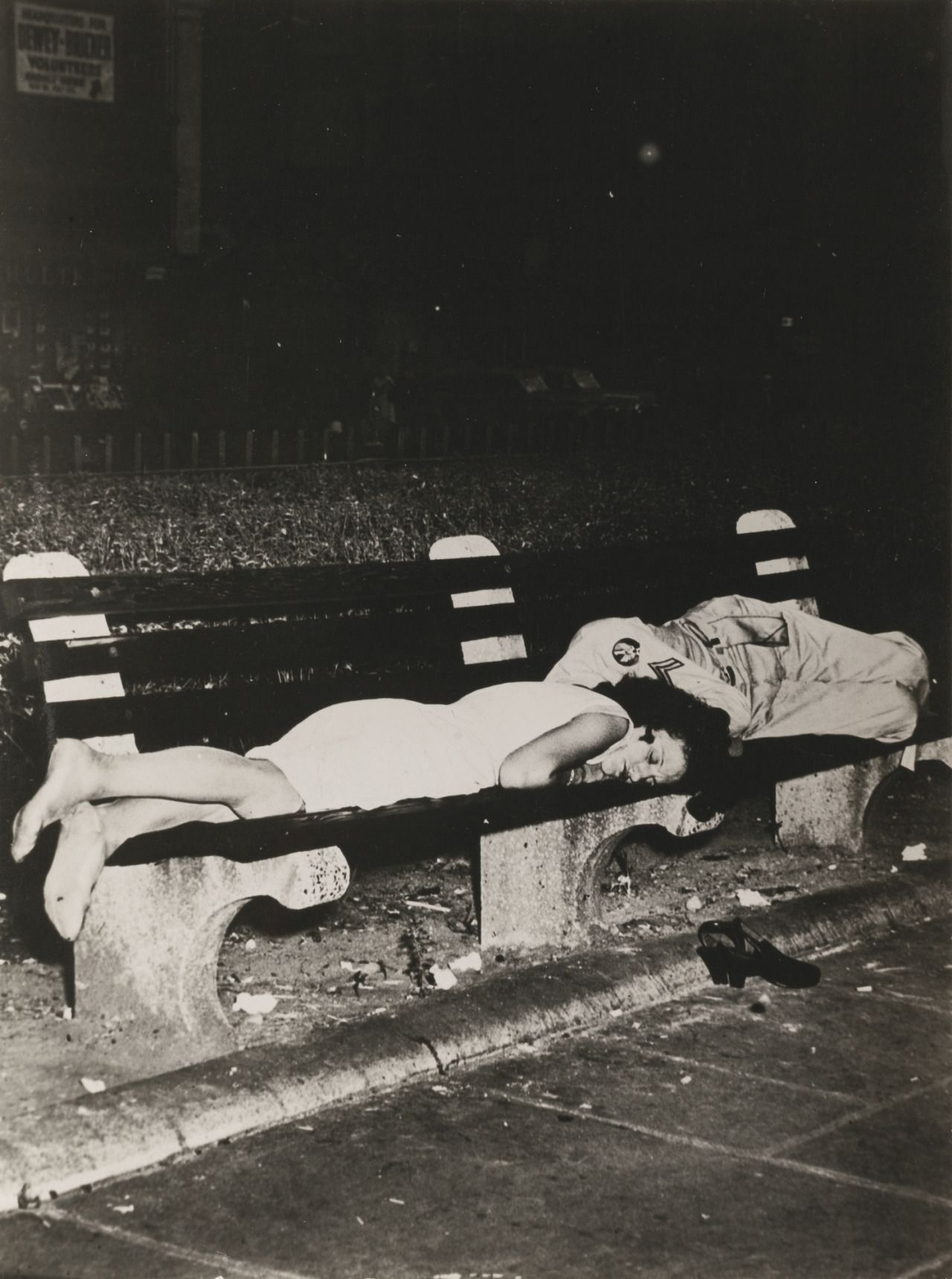 Weegee SELECTED IMAGES OF CRIME, CHILDREN, AND SLEEPERS IN