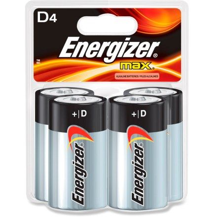 Energizer Max Alkaline D Batteries Package Of 4 Rei Co Op In 2021 Energizer Battery Energizer Alkaline Battery