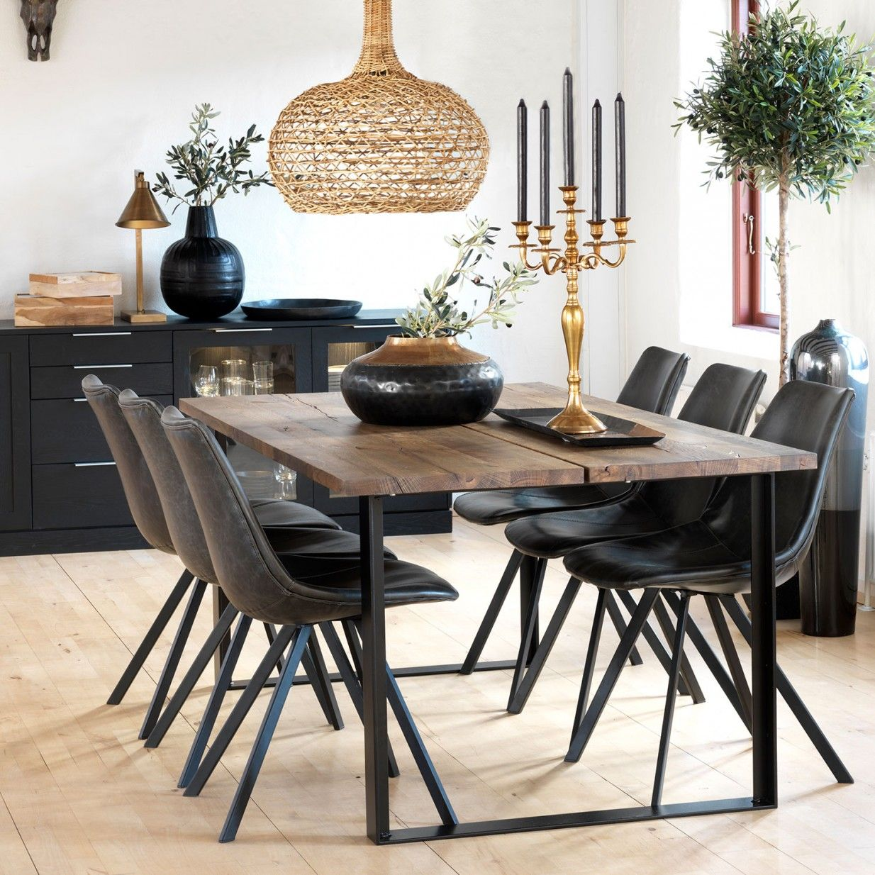 Vermont Table Canett Furniture Decor Space Decor Dining Table