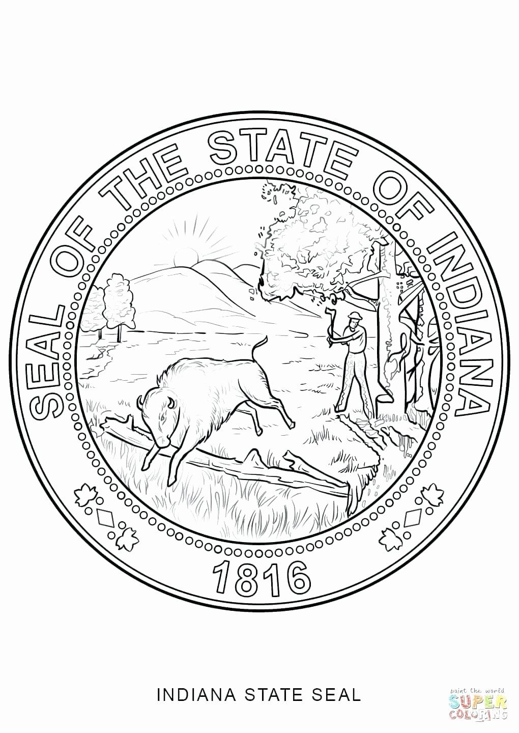 Pennsylvania State Bird Coloring Page Fresh New Jersey